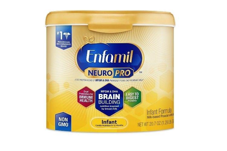 Brain-Building Infant Formulas