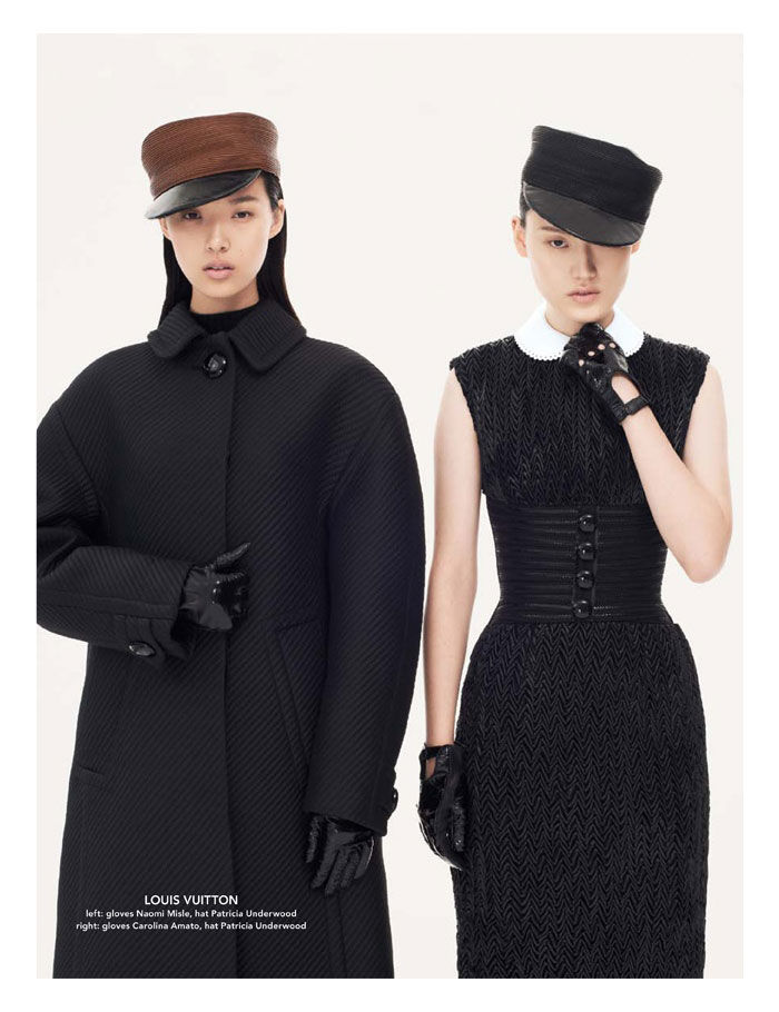 Utilitarian Fashion Captures