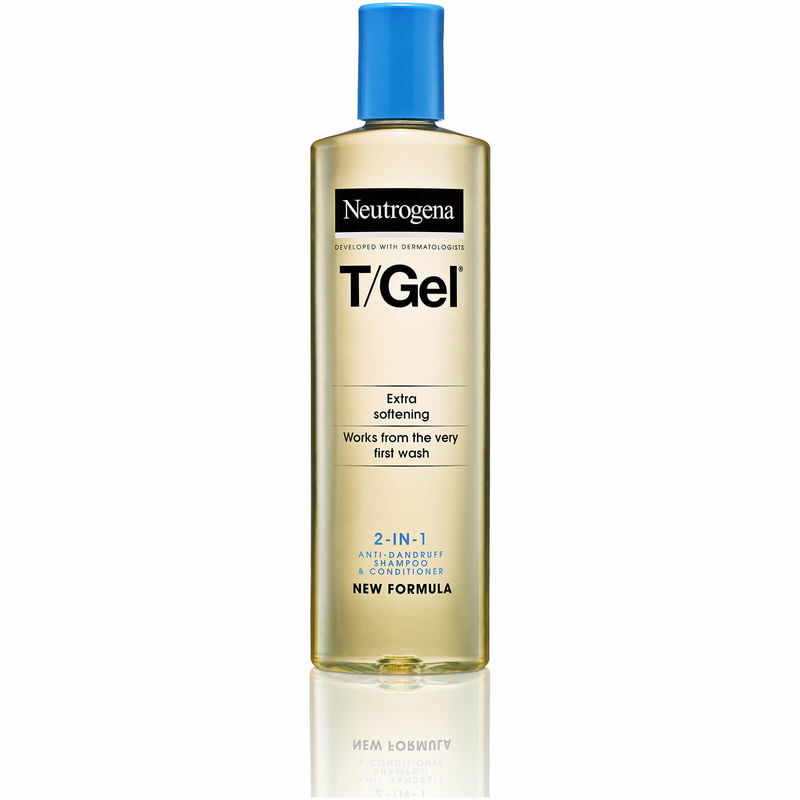 Salicylic Acid Infused Shampoo Neutrogena T Gel Shampoo