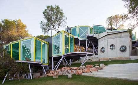 Mountainside Escape Lodges