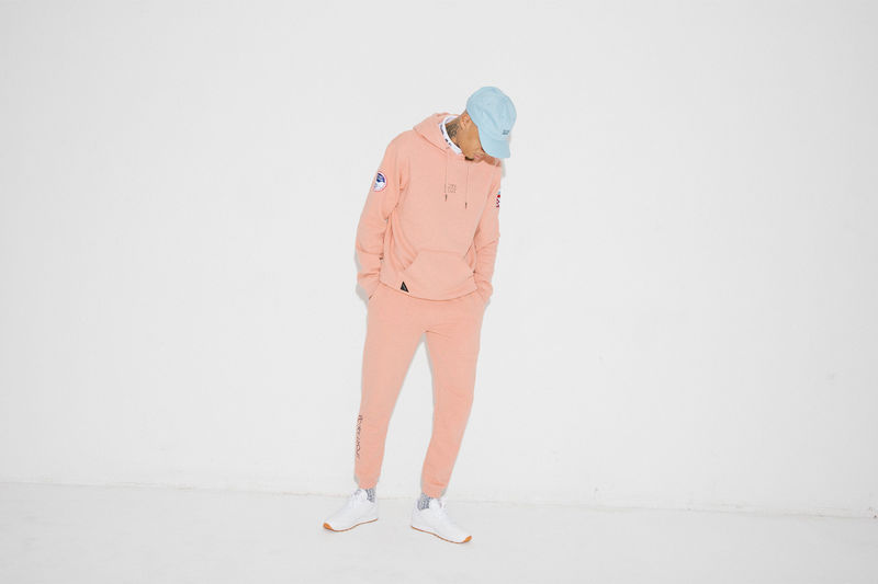 Pastel Winter Sportswear