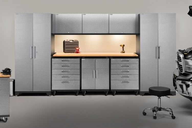 Modular Garage Storage Systems : New Age Performance