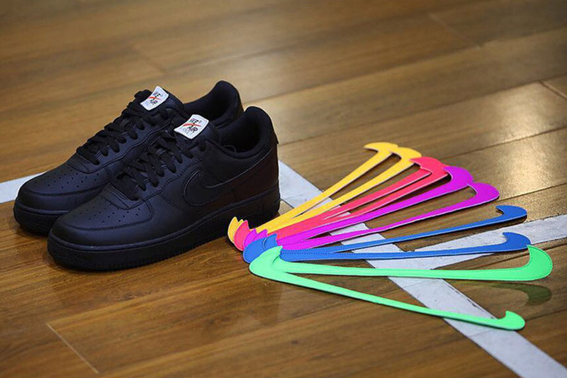 Customizable Logo Sneakers New Air Force 1