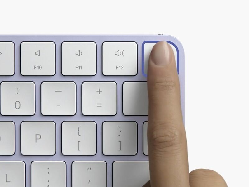 Biometric Security Keyboards