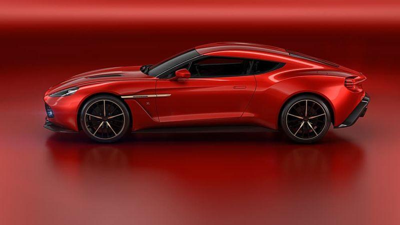 Wrapped Window Cars New Aston Martin