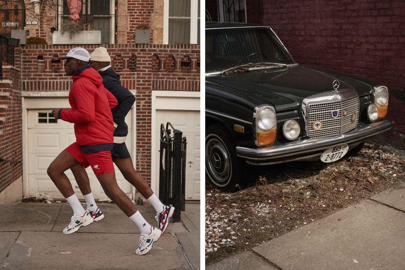 Urban Comfort-Focused Running Shoes
