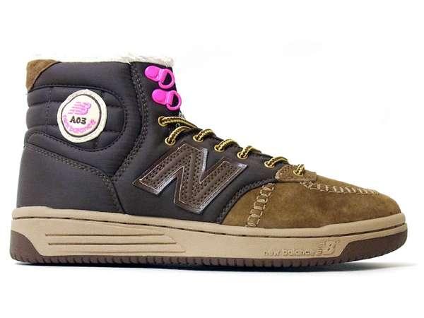 Sherpa Sneakers