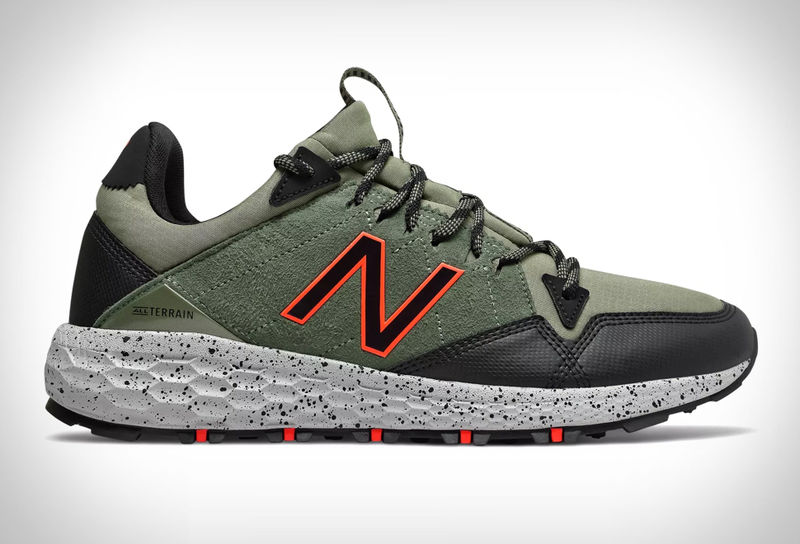 Technical Trail Running Sneakers - The New Balance Fresh Foam Crag Trail are Supportive (TrendHunter.com)