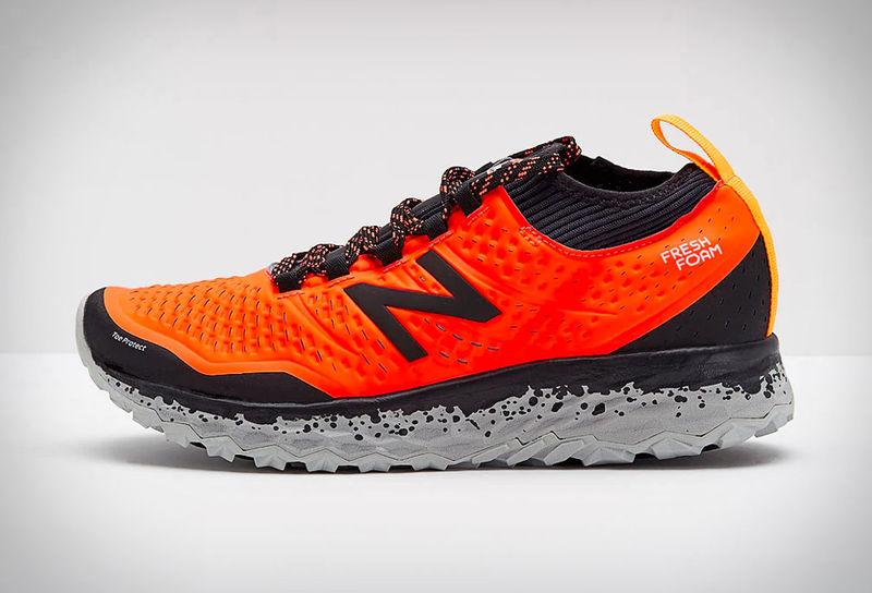 Technical Trail Runner Footwear