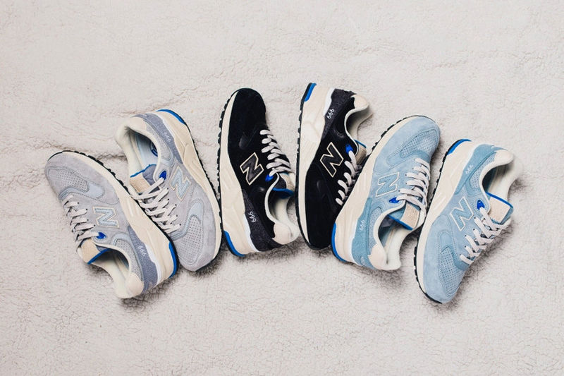Blue Arctic Sneakers