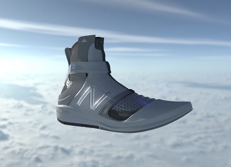 Space Travel-Inspired Sneakers