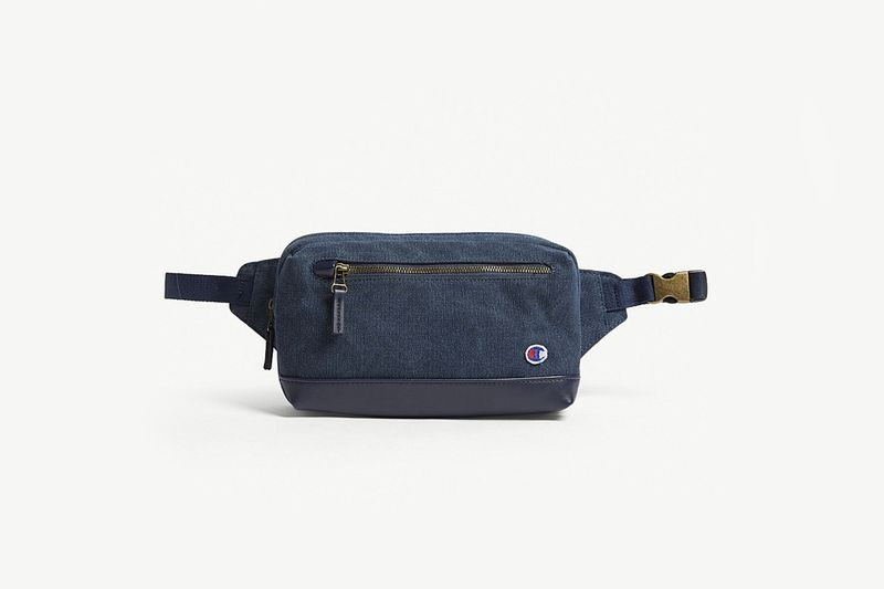 Retro Canvas Fanny Packs