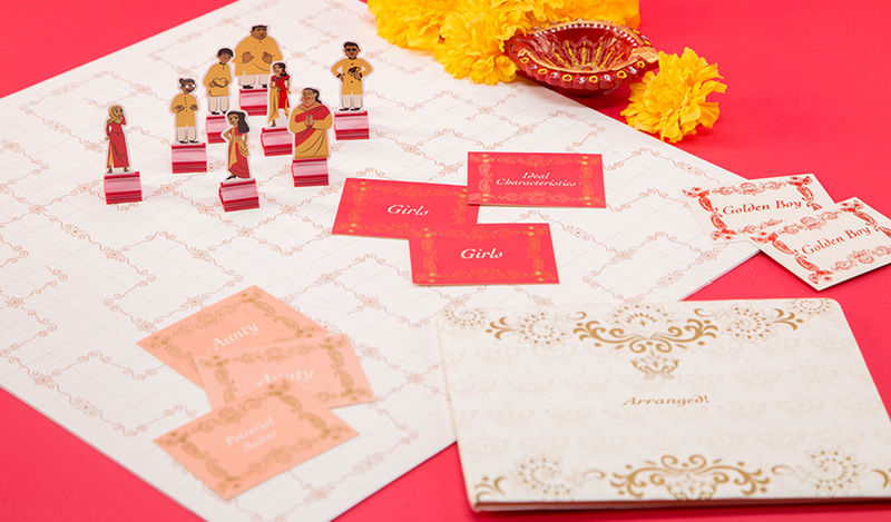 Arranged Marriage Board Games