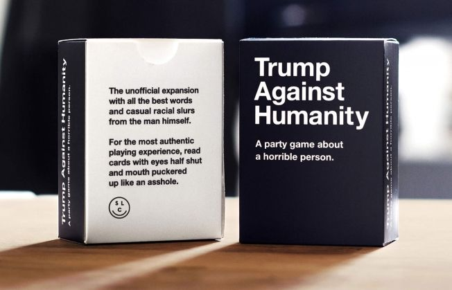 Comically Insulting Card Games
