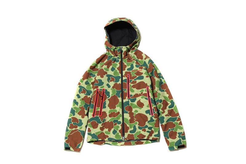 High-Function Camouflage Apparel