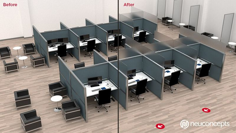 Post-Pandemic Office Concepts