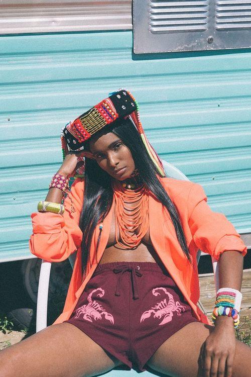 Digital Detox-Inspired Streetwear