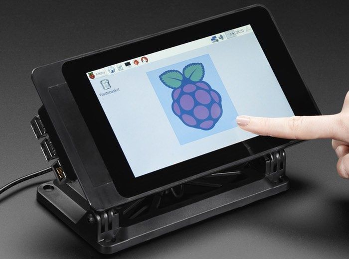 Touchscreen Mini PC Cases