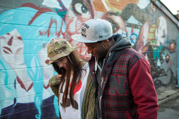 Romantic Urban Cap Collections