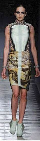 Latex on the Catwalk