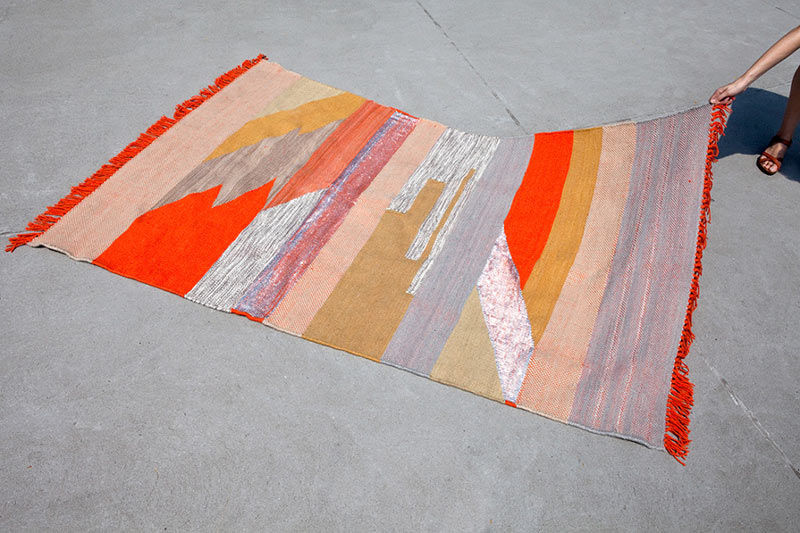 Colorful Geometric Carpets