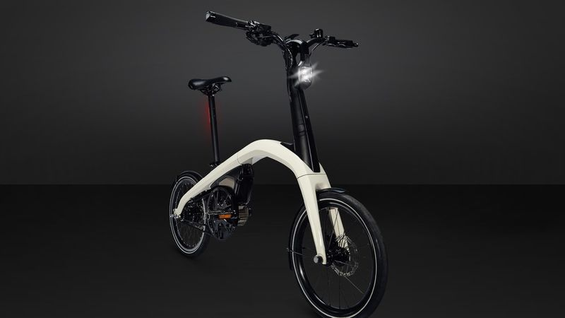 Automobile-Inspired E-Bikes