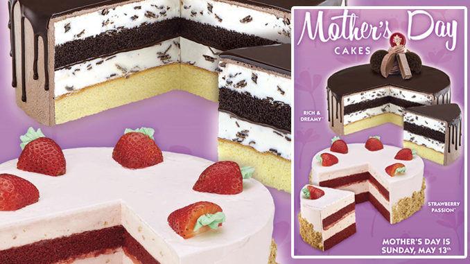 Celebratory Ice Cream Cakes