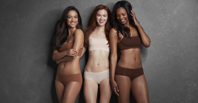 Inclusive Seamless Nude Underwear