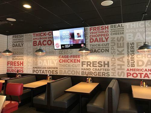 Modernized Retro Diners