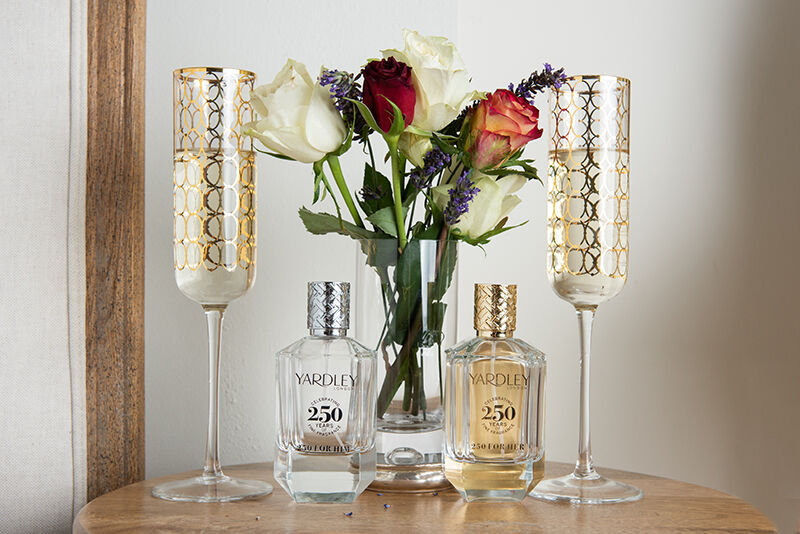 Anniversary-Celebrating Luxury Perfumes
