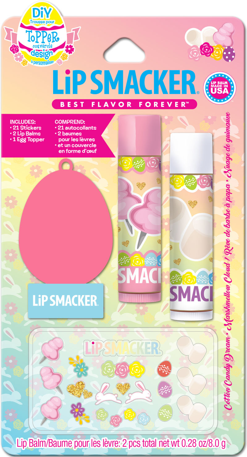 Easter-Themed Lip Balms