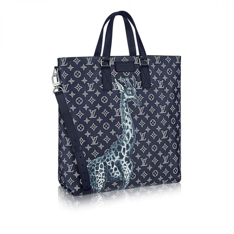 Luxe Animal-Accented Luggage   new Louis Vuitton luggage 2a7a84ac84a93