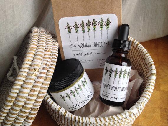 New Mom Survival Kits