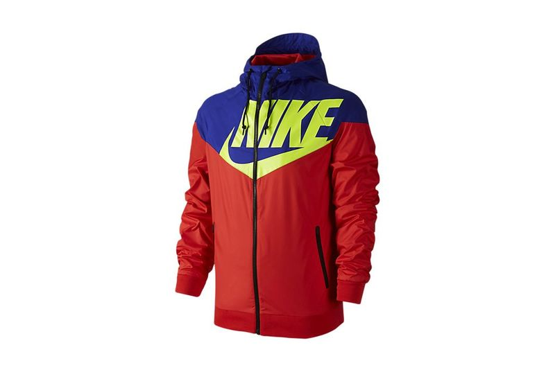 Japan-Exclusive Running Jackets