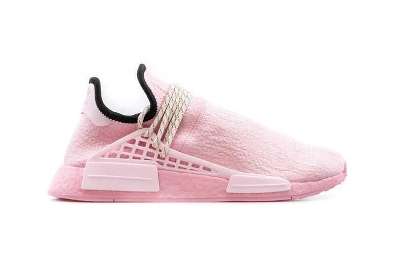 Collaborative Millennial Pink Sneakers