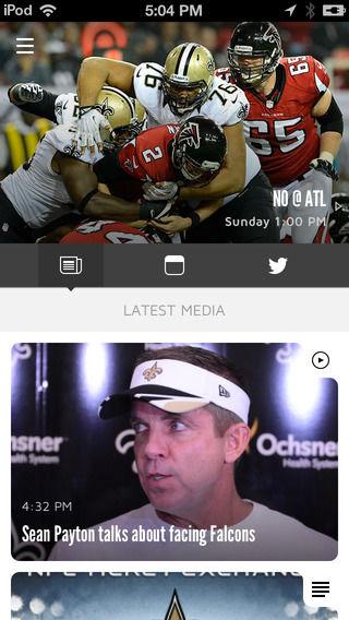 Dedicated Football Apps