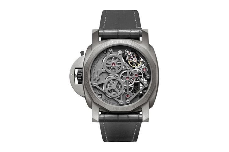 Transparent Mechanic-Revealing Watches