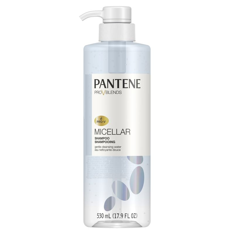 Gentle Micellar Water Shampoos
