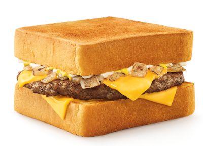 Diner-Style Texas Toast Burgers