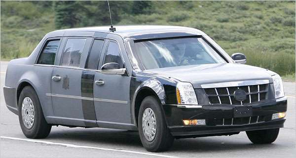 Presidential Rides