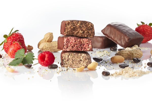 Meal Replacement Protein Bars