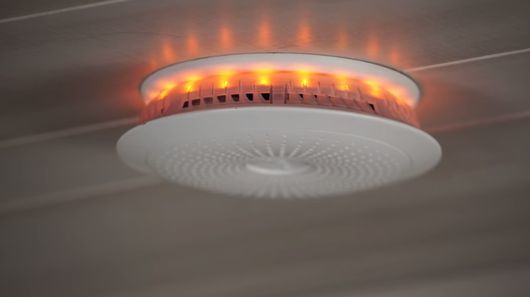 Disaster-Spotting Smoke Detectors