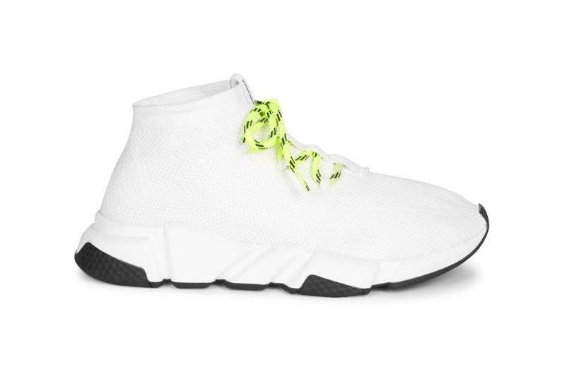 Designer Sock-Like Sneaker Updates
