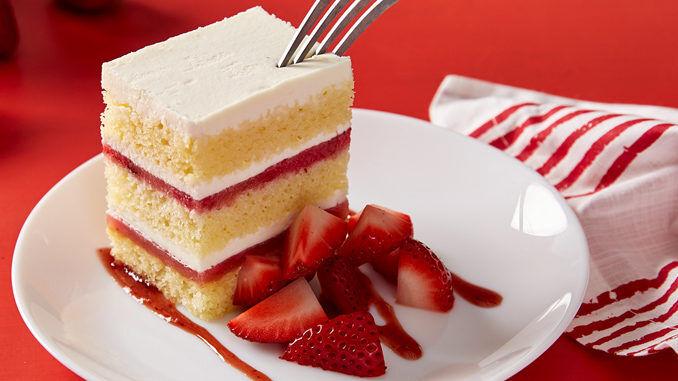Stacked Strawberry Shortcake Desserts