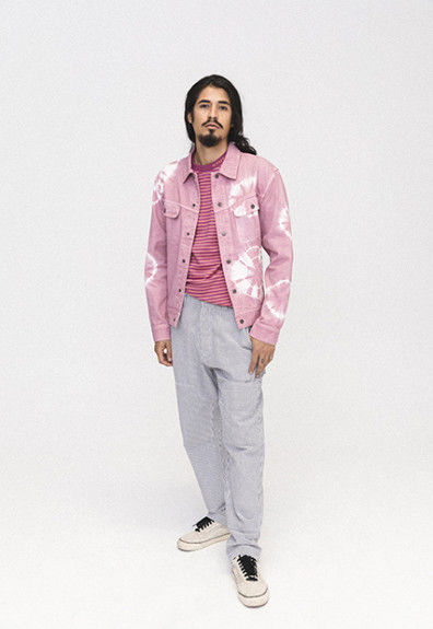 Psychedelic Military Streetwear