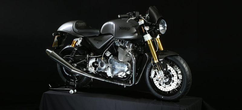 Tubular Turbocharged Motorbikes