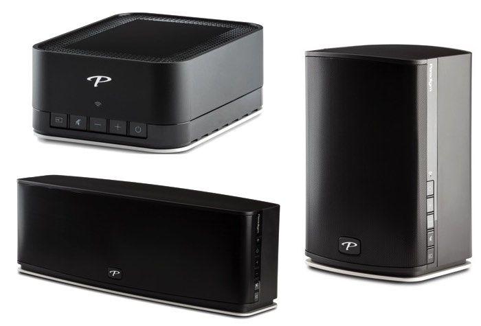 Dynamic Wireless Speakers