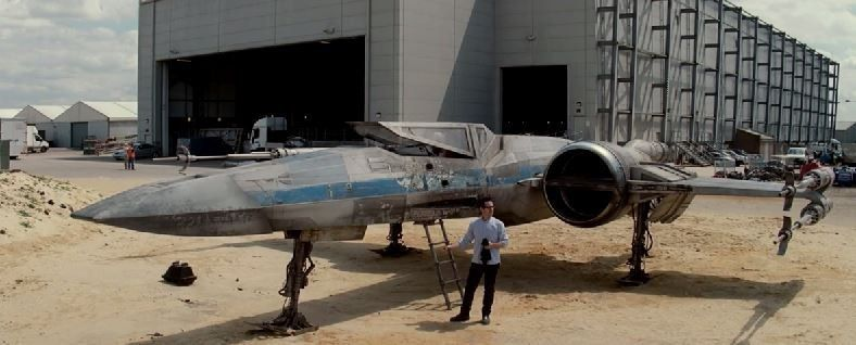 Updated Sci-Fi Aircrafts