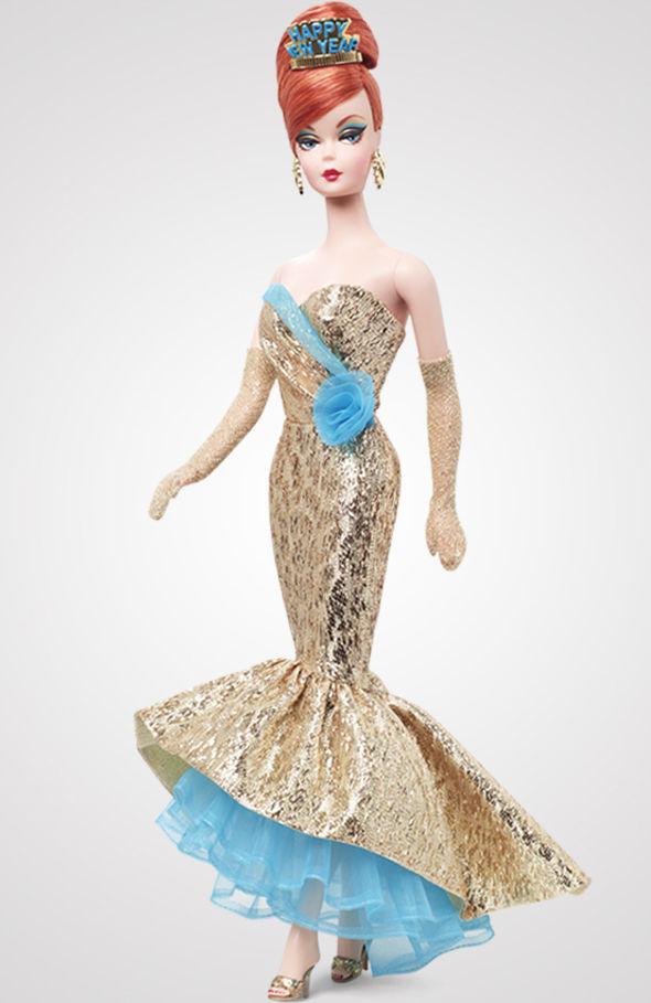 Glamorous Celebratory Dolls