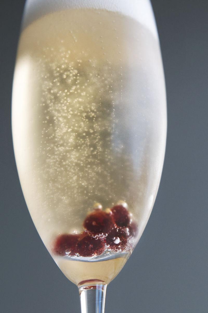 Caviar Pearl Cocktails